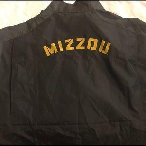 Nike SS Mizzou Wind Shirt
